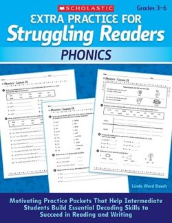 Scholastic Phonics, Grades 3-6