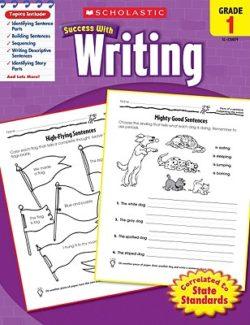 Scholastic Writing Workbook, Grade 1