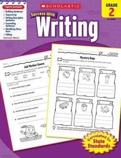 Scholastic Writing Workbook, Grade 2