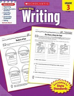 Scholastic Writing Workbook, Grade 3