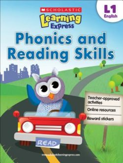 Scholastic Learning Express Phonics and Reading Skills Book