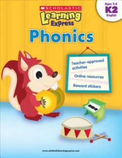 Scholastic Learning Express Phonics K2 Book