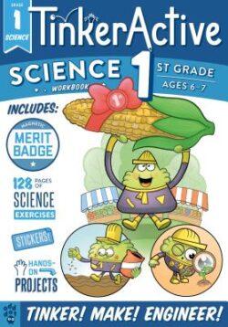 TinkerActive Science Activity Book, Grade 1