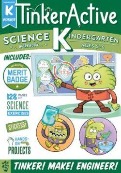 TinkerActive Science Activity Book, Grade K
